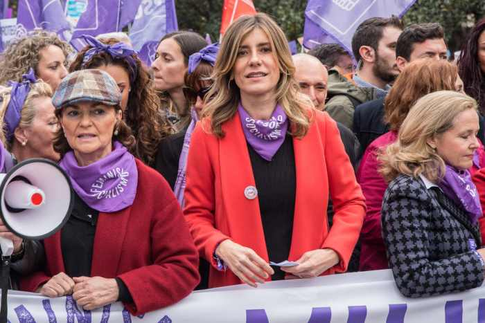 Carmen Calvo 8M 2020
