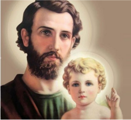 San José y el Niño