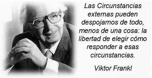 Víctor Frankl habla de las circunstancias y de la libertad interior