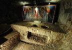 Celda en la que Jesús estuvo preso Jerusalén