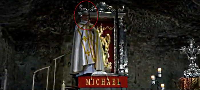 Espada de San Miguel Arcángel