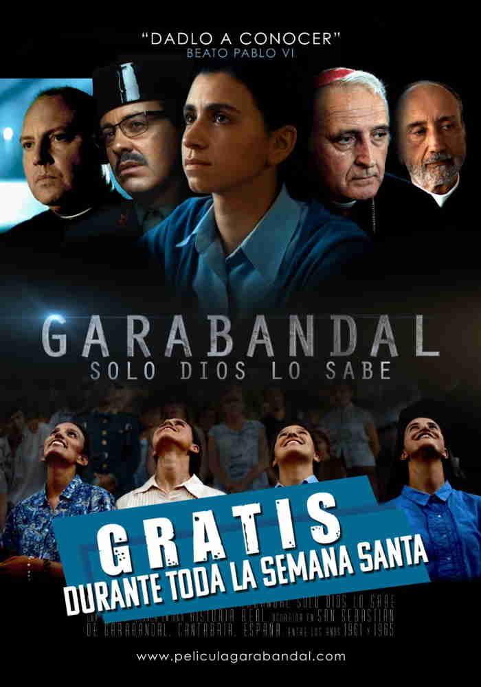 Garabandal la película póster