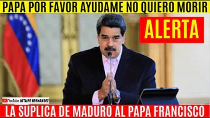 Maduro Papa Francisco