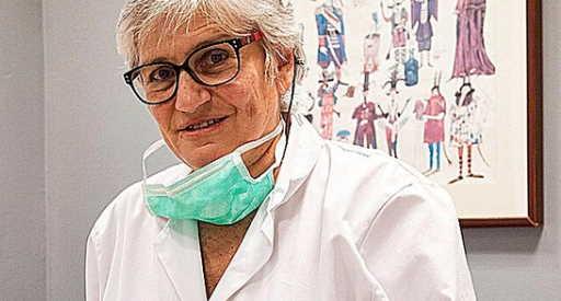 Pediatra María Buades