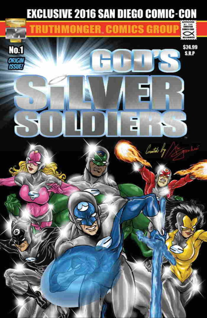 Gods Silver Soldiers 1
