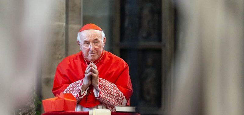 Kardinal Brandmueller