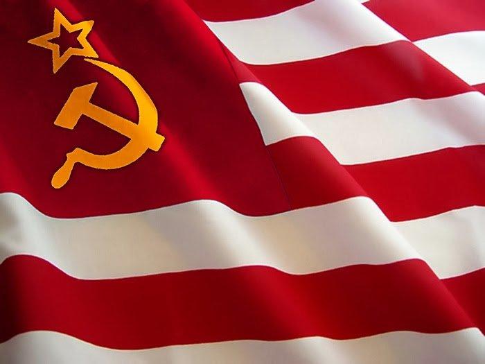 Left wing America