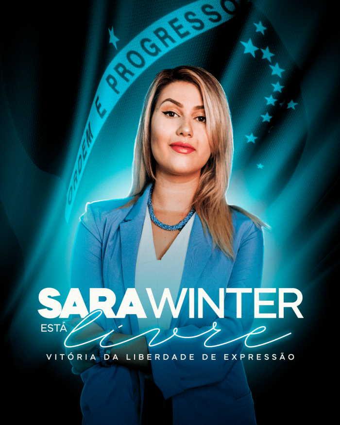 Sara Winter libre