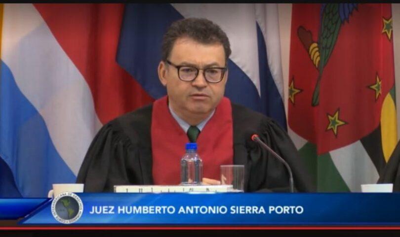 Sierra Porto procuraduría