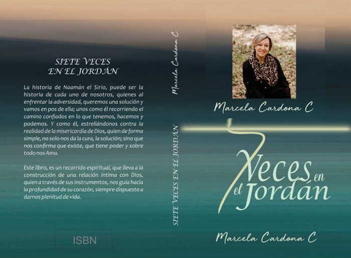 Siete veces en el Jordán Imagen de la autora