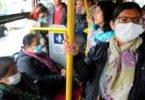 Transporte público y distanciamiento social