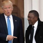 johnson and Trump meet 1