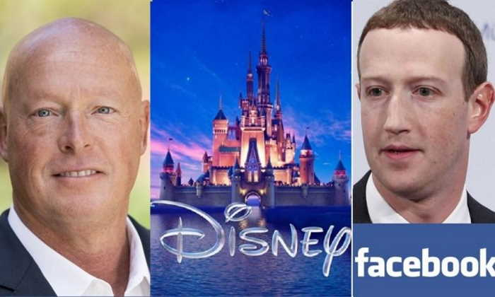 Disney se retira de Facebook