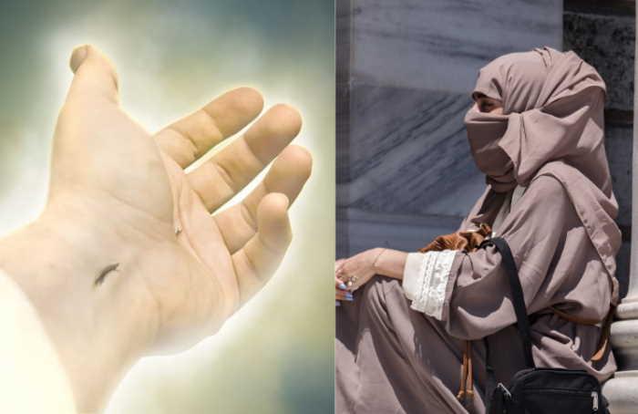 Musulmana salvada por el mismo Jesús