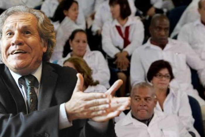 OEA y las misiones médicas cubanas
