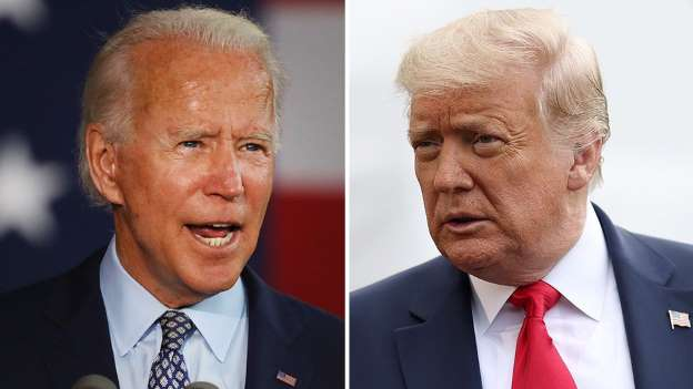 Trump slams Biden