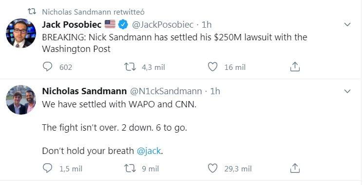Tweet Sandmann Posobiek