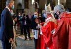 ofrenda al apostol Santiago Felipe VI 2020 c