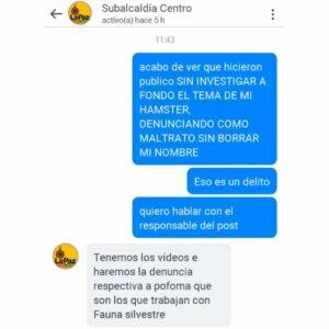 Amenaza a Hector