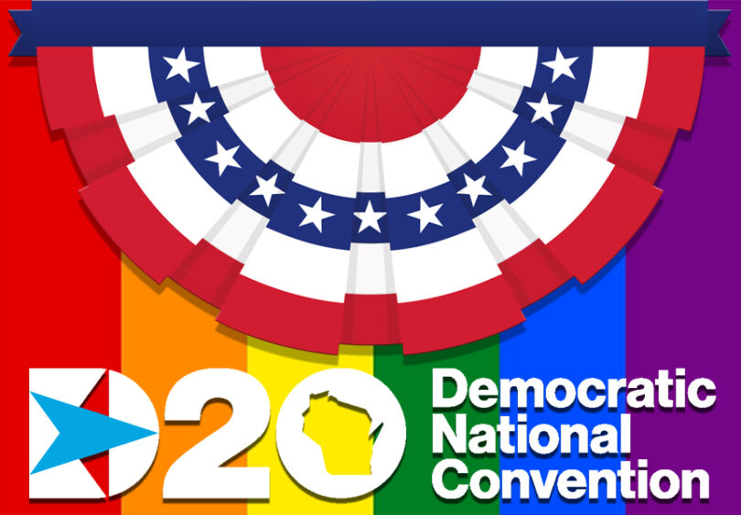 Democratic National Convention far left agenda 2020
