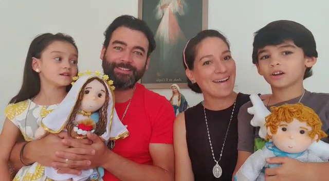 Juan Pablo Obregon y Ana Maria Malagon