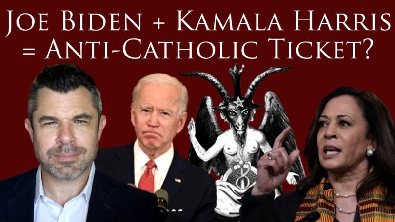 Kamala Harris anti catholic