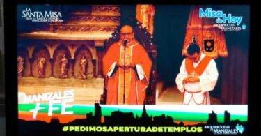 Sacerdotes reclaman la reapertura de los templos