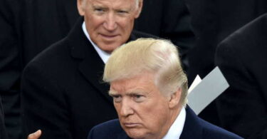 Trump vs Biden 1