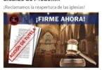 Tutela contra alcalde de Medellin por no abrir los templos