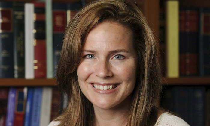 Amy Cornet Barret