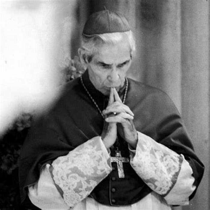 Arzobispo Fulton Sheen