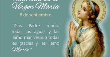 Natividad de la Virgen Maria