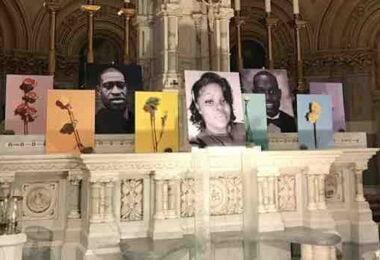 Sacerdote neoyorkino cambia el Credo por una diatriba politicamente correcta
