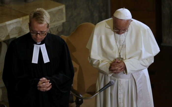 El fin del catolicismo romano