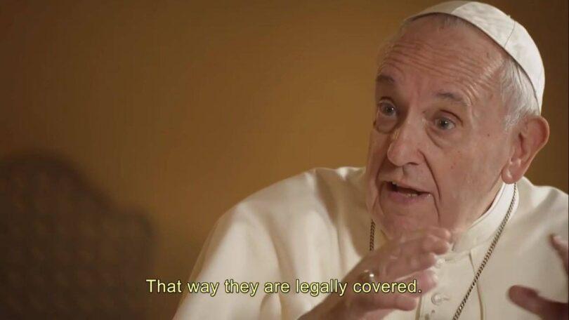 Francisco ley convivecia homosexual
