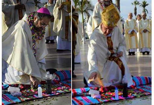 obispos paganos chilenos