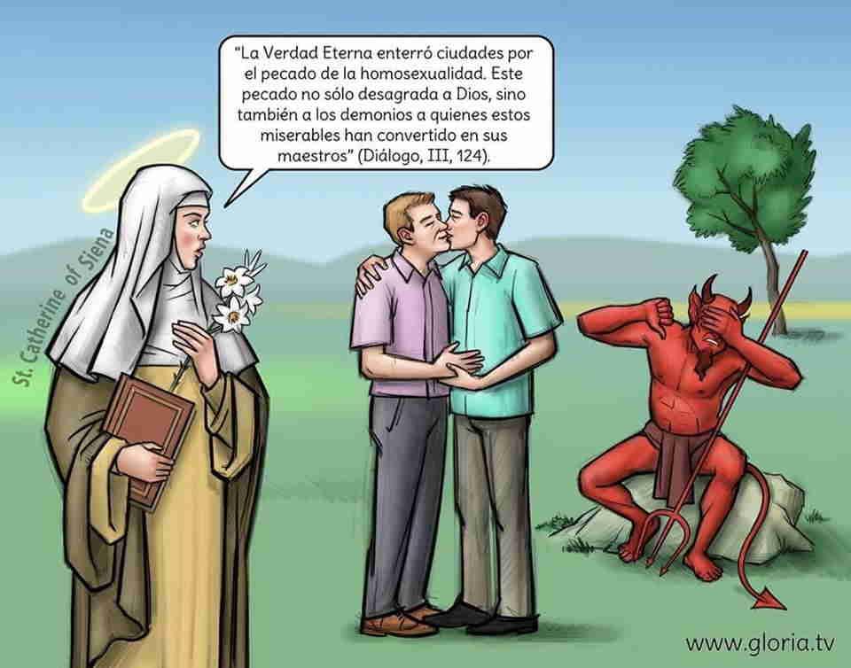 santa catalina homosexualidad