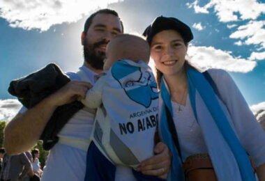 Argentina dice NO al aborto